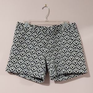 Banana Republic Monogram ikat shorts